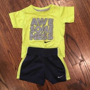 Nike Matching Sets - Nike toddler outfit